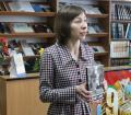The Deputy Director of Vitebsk Regional Library named after V. I. Lenin - O. M. Komendantova.